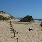 Praia do Meco - nahegelegener Strand