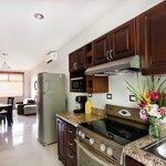 Apartement´s kitchen