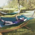 Relaxing!