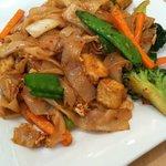 Thai Ginger Noodle