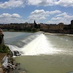 Falls at Arno River