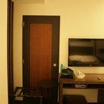 Room - Door to Other Guests Room