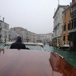 Private Taxi ride on Grand Canal