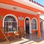This is Casa Arcoiris