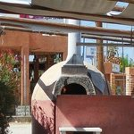 Brick oven for pizza