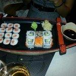 sushis appétissants