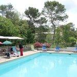 piscine agréable