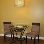 Gift Box Suite - Dinette Area