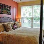 Gift Box Suite - Bedroom