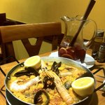 our favorite meal in Spain, hope to visit again one day