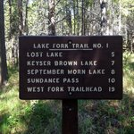 Lake Fork Trail