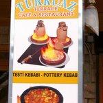 Turkeaz cafe