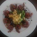 Sweet Baby Rays BBQ Shrimp