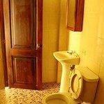Baños de habitacion triple