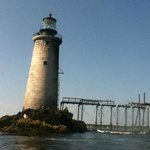 Ram Light House, Casco Bay, Maine