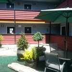 Our Comfortable Courtyard