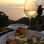 Villa Caletas sunset time
