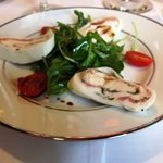 House made Mozzarella....just over the top!