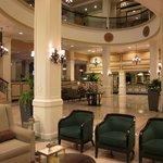Elegant Lobby Area