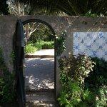 Inner Entrance Gate