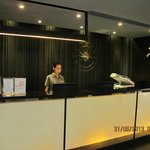 Hotel receiption - great staffs great service.
