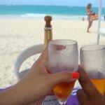 Salud! Cheers!