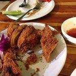 Fried chicken appetizer - Tasty