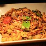 Tokyo chicken noodles