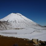 Mt Ngauruhoe - Tongariro Alpine Crossing