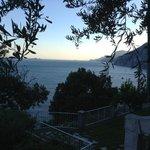 view from la maliosa