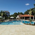 Nostos Pool Area