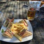 Nostos Club Sandwich