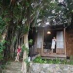 Tea House Suite - Outside View