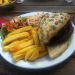 Highland Burger is fantastic