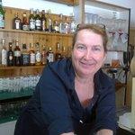 la signora patrizia , uno dei gestori , gentilissima!