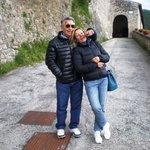 Porta d'ingresso a Castel San Felice