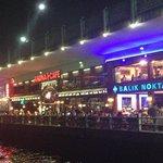 fantastic night on the Bosphorus here!
