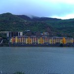 A panoramic view of Lavasa