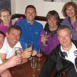 West Highland Way group photo