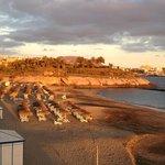 Aussicht Playa del Duque