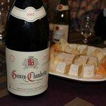 Сыр и вино - французкое удовольствие