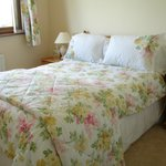 Floral Garden Double Room Upstairs