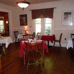 nice dining facility