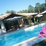 Villas La Prade avec terrasse et piscine privée