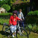 Bike Bus - teen bikes