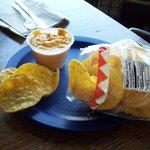 nachos and cheese very good