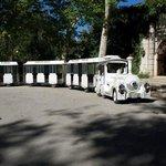 Tren Turístico de Aranjuez, Museo Falúas (Chiquitrén)