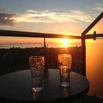 Sligo sunset and drinks