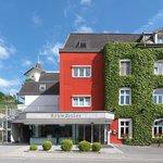 Hotel Schwärzler Eingang