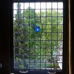 Window detail of room 9